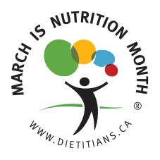 Nutrition Month Logo
